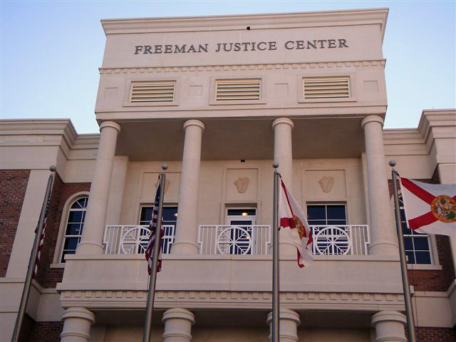 Architectural Precast_Freeman Justice Center