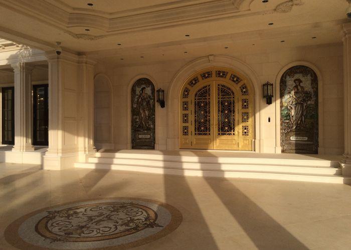Le Palais Royal Hillsboro Beach Fl Cga Stone
